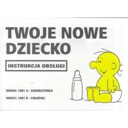 Twoje nowe dziecko instrukcja obsługi wyd. 3