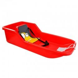Sanki Hamax Baby Bob czerwone /501007