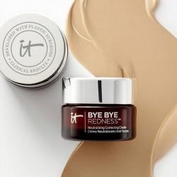 IT COSMETICS Bye Bye Redness Correcting Cream - Neutral Beige( 11ml )